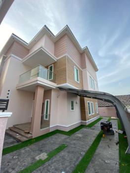 Tastefully Finished Brand New 4 Bedroom Detached Duplex, U3 Estate Lekk Right Side Off Pinnacles Fueling Station, Lekki, Lagos, Detached Duplex for Sale