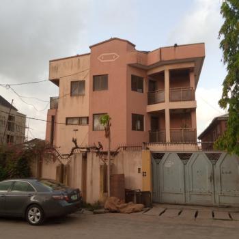 a  2 Bedroom Flat Upstairs, Olonode Street Off Herbert Macaulay, Alagomeji, Yaba, Lagos, Flat for Rent