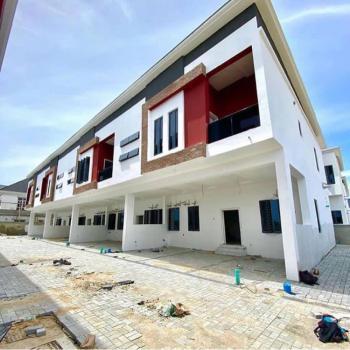 4 Bedroom Terrace Duplex with a Bq, Orchid Road, Lekki, Lagos, Terraced Duplex for Rent