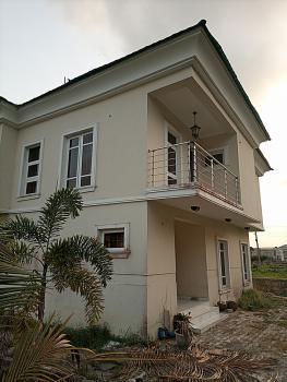 4 Bedroom Semi Detached Duplex with a Bq, Pearl Gardens Estate, Sangotedo, Ajah, Lagos, Semi-detached Duplex for Rent