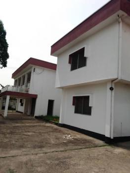 a Standard and Spacious Six (6) Bedrooms Detached Duplex, Odoro Street, Off Ikot Ekpene Road, By Apc Secretariat, Uyo, Akwa Ibom, Detached Duplex for Rent