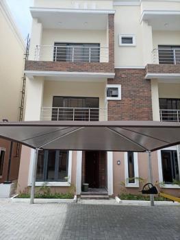Luxury 4 Bedroom Terrace Duplex with Excellent Facility, Lekki Phase 1, Lekki, Lagos, Terraced Duplex for Rent