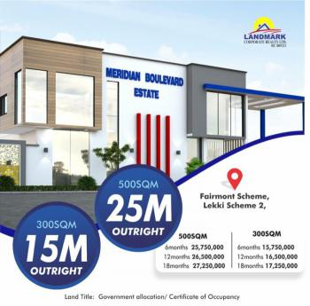 5% Discount on a Premium Landed Property with Fast Appreciation Rate, By Abraham Adesanya, Okun-ajah, Ajah, Lagos, Mixed-use Land for Sale