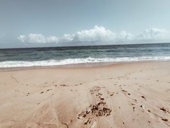 Beachfront Land, Facing The Coastal Road, Eleko, Ibeju Lekki, Lagos, Commercial Land for Sale
