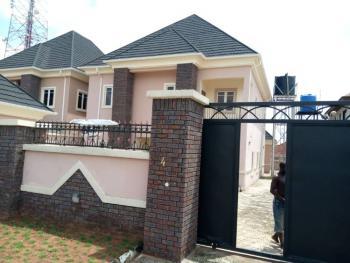 Luxury 4 Bedroom Detached Duplex with 2 Bedrooms Bq, Zoo Estate   Gra, Enugu, Enugu, Detached Duplex for Sale