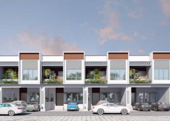 Fully Serviced Off Plan Luxury 4 Bedroom Terraced Duplex Development, Ikota Gra Extension Mobil, Ikota, Lekki, Lagos, Terraced Duplex for Sale