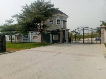 Gated and Fenced Estate Land with Homes Inside, Opposite Corona School Near Lekki Phase 2, Sangotedo, Ajah, Lagos, Residential Land for Sale
