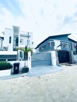 Brand New 3 Bedroom Flat Upstairs, Off Domino Pizza, Ologolo, Lekki, Lagos, Flat for Rent