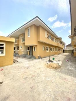 Brand New 3 Bedroom Flat Upstairs, By Piccadilly Hotel, Idado, Lekki, Lagos, Flat for Rent
