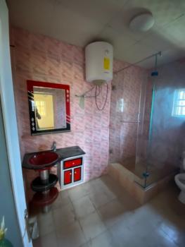 Spacious 3 Bedroom Flat Upstairs, By Rebothe Schools Chevron Alternative, Lekki, Lagos, Flat for Rent