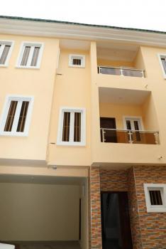 Self Serviced Newly Built 4 Bedrooms Terrace Duplex with a Rm Bq, Oniru Estate, Oniru, Victoria Island (vi), Lagos, Terraced Duplex for Rent