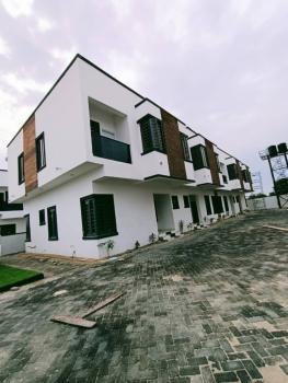 Luxury 3 Bedroom Terrace Duplex with Bq, Lekki Scheme 2 Off Ogombo Road By Abraham Adesanya Ajah, Lekki Phase 2, Lekki, Lagos, Terraced Duplex for Sale