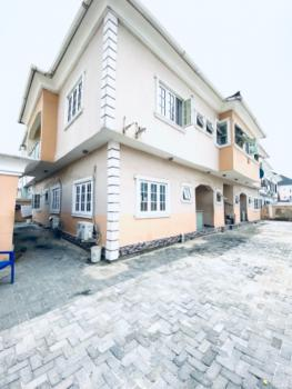 Spacious 3bedroom Flat, Off Catholic Church Road, with Prepaid Meter, Ologolo, Lekki, Lagos, Flat for Rent