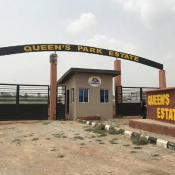 Buy & Build Plots of Land Available, Peaceful & Secure Serenitys., Queens Park Estate Phase 2,, Mowe Ofada, Ogun, Residential Land for Sale