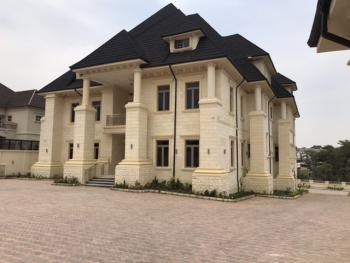 Iconic 9 Bedrooms Castle with Penthouse, Lift & Swimming Pool, Off Ibb Boulevard Way, Maitama District, Abuja, Detached Duplex for Sale