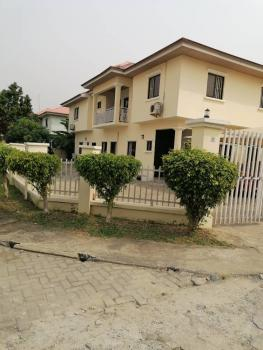 4 Bedroom  Corner Piece Duplex and a Bq, Crown Estate, Sangotedo, Ajah, Lagos, Semi-detached Duplex for Sale