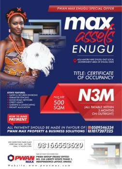 Land, Max Assets, Enugu, Enugu, Mixed-use Land for Sale