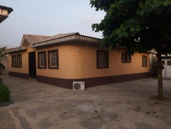Lovely 3 Bedrooms Flat Bungalow with Constant Electricity, Ahmadiyah, Abule Egba, Agege, Lagos, Detached Bungalow for Rent
