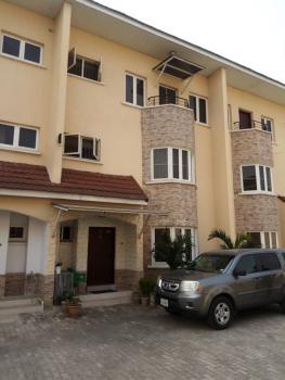 Luxury 4 Bedrooms Terraced Duplex with a Bq, Royal Garden, Ajah, Lagos, Terraced Duplex for Sale