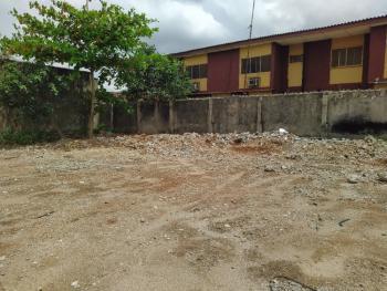 Vacant Landed Property + 10 Shops Attached, Unity Estate, Egbeda, Alimosho, Lagos, Land for Sale
