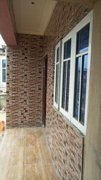Fine New Two Bedrooms, Yaba, Lagos, Flat for Rent
