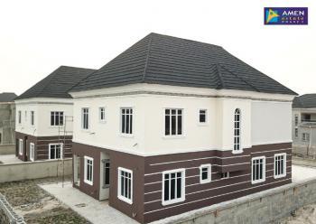 4 Bedrooms Detached House with Bq, Amen Estate, Eleko Beach Road, Off Lekki - Epe Express Road, Eleko, Ibeju Lekki, Lagos, Detached Duplex for Sale