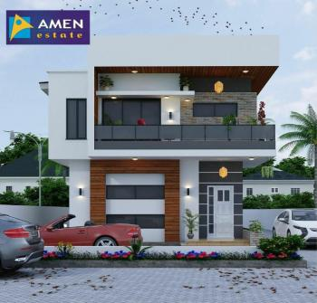 5 Bedrooms Detached House with Bq, Amen Estate, Eleko Beach Road, Off Lekki - Epe Express Road, Eleko, Ibeju Lekki, Lagos, Detached Duplex for Sale