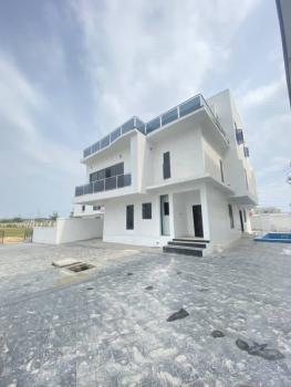 Contemporary 5 Bedrooms Fully Detached Duplex with Swimming Pool, Lakeview Park Estate, 2nd Tollgate, Lekki Phase 2, Lekki, Lagos, Detached Duplex for Sale