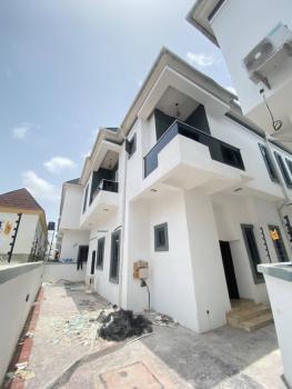 Newly Built 4 Bedroom Fully Detached Duplex, Chevron, Lekki Phase 2, Lekki, Lagos, Detached Duplex for Sale