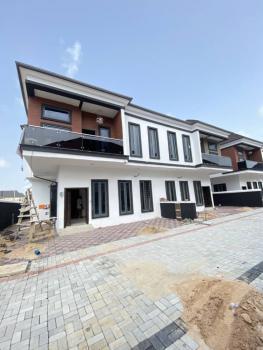 Newly Built 4 Bedrooms Semi Detached Duplex, 2nd Tollgate, Lekki Phase 2, Lekki, Lagos, Detached Duplex for Sale