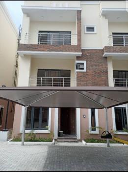 Beautifully Crafted 4 Bedroom Terrace Duplex + 1 Bq, Lekki Phase 1, Lekki, Lagos, Terraced Duplex for Rent