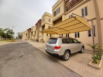 Brand New Luxury 4 Bedrooms Semi-detached House, Zone 5, Wuse, Abuja, Semi-detached Duplex for Sale