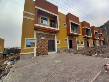Brand New Luxury 2 Bedrooms Terraced House, Kubwa, Abuja, Terraced Duplex for Sale
