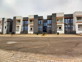Brand New and Well Located 4 Bedrooms Terraced Houses, Fo1 Layout, Kubwa, Abuja, Terraced Duplex for Sale