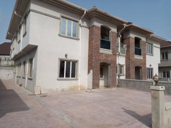Newly Built Four (4) Bedroom Semi-detached Duplex with Bq, Close to Blenco Supermarket, Sangotedo, Ajah, Lagos, Semi-detached Duplex for Sale