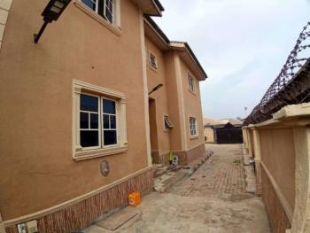 4 Bedroom Duplex with Bq Each Room with Toilet, Shagari Estate, Ipaja Road, Ipaja, Lagos, Detached Duplex for Sale