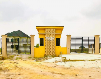 Land. C of O, Edge Villa Estate, Eleko, Ibeju Lekki, Lagos, Residential Land for Sale