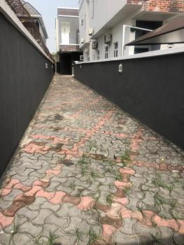 Luxury New 4 Bedroom Duplex with a Bq, Chevyview Estate, Lekki, Lagos, Semi-detached Duplex for Rent