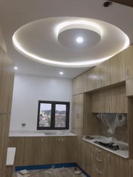 3 Bedroom Newly Built & Fully Serviced Apartment + 24hrs Light + Bq, Chevron Toll Gate, Lekki, Lagos, Flat for Rent