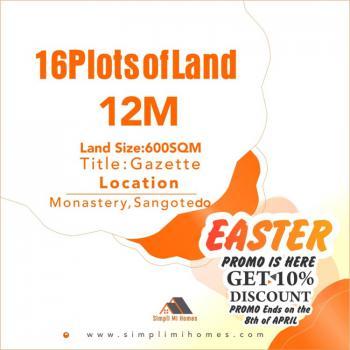 16 Plots Left, Off Monastery Road, Behind Novare Mall Shoprite Sang, Lekki, Lagos, Mixed-use Land for Sale
