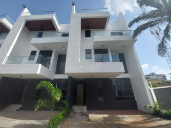 Brand New and Exquisitely Finished 4 Bedroom Terrace House with Bq, Victoria Island (vi), Lagos, Terraced Duplex for Sale