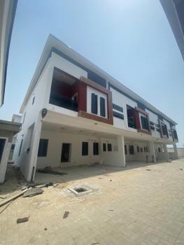 Newly Built 4 Bedroom Terraced Duplex, Lekki Expressway, Lekki, Lagos, Terraced Duplex for Rent