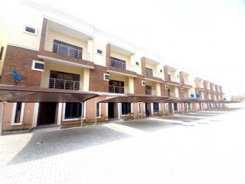Luxury 4 Bedroom Terrace House., Lekki Phase 1, Lekki, Lagos, Terraced Duplex for Rent