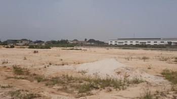 Dry Land with Government Allocation and C of O, Opposite Crown Estate, Sangotedo, Ajah, Lagos, Residential Land for Sale