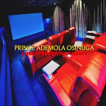 Truly Fabulous Detached Villa + Elevator + Pool Etc, Ikoyi, Lagos, Detached Duplex for Sale