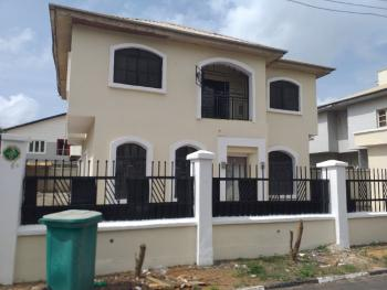 5 Bedroom Fully Detached Duplex  with Room and Parlor Bq 24hrs Light, Stillwater Gardens Estate By Enyo, Ikate, Lekki, Lagos, Detached Duplex for Rent