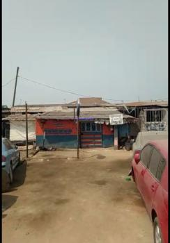 a Plot of Land with Building on It on The Expres, Owode, Ikorodu, Lagos, Restaurant / Bar for Sale