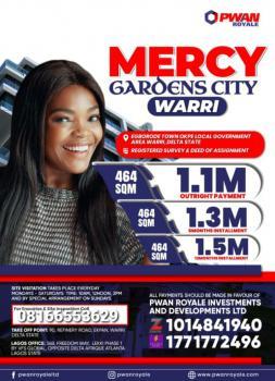 Mercy Garden City, Warri, Delta, Mixed-use Land for Sale