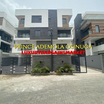 Fresh & Well Built 5 Bedroom Semi Detached House + Elevator Etc, Banana Island, Ikoyi, Lagos, Semi-detached Duplex for Sale