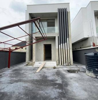 Newly New 5 Bedroom Fully Detached House;, Chevron, Lekki, Lagos, Detached Duplex for Sale